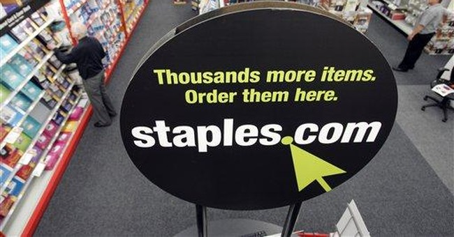 Glance: A closer look at Staples' 4th quarter