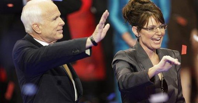 Sarah Palin, Slasher