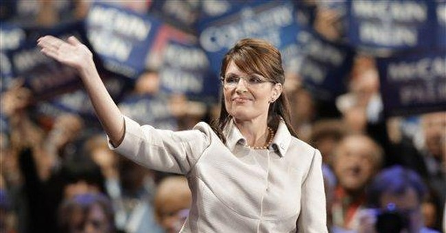 Sarah Palin:  An Everywoman Qualified by What She's Done
