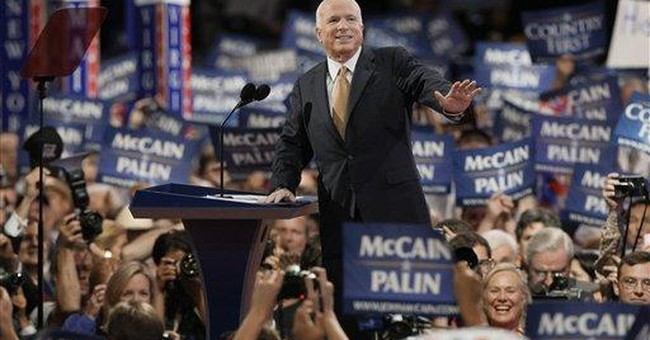 Why I'm Voting for John McCain