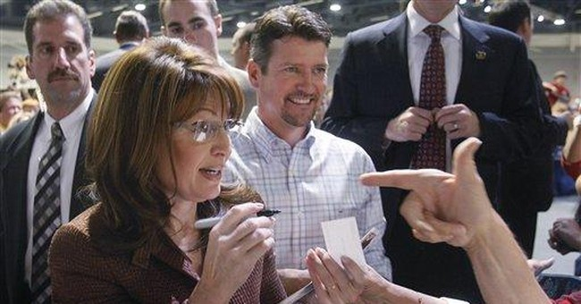 Palin Pick Excites Online Conservatives
