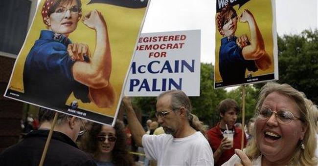 I Am Palin, Hear Me Roar