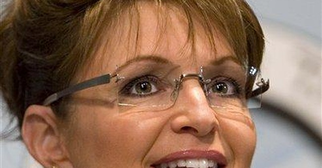 The Top Seven Reasons Conservatives Love Sarah Palin