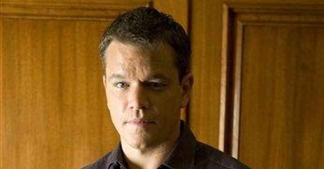 Matt Damon -- The Ignorant Celebrity