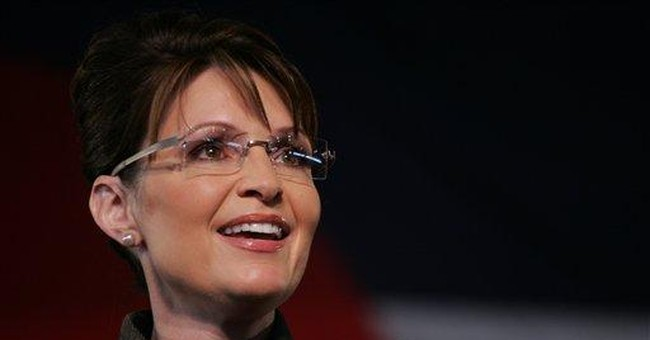 Trying to Dity Palin