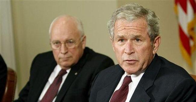 """The Illusive """"Bush Doctrine"""" Definition"""