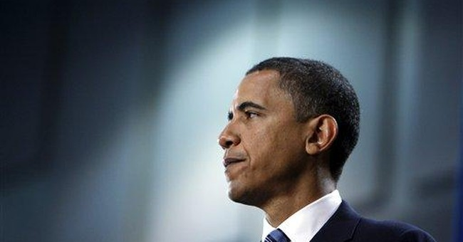 Obama Can Use E-Mail, But He Can't Run A Country