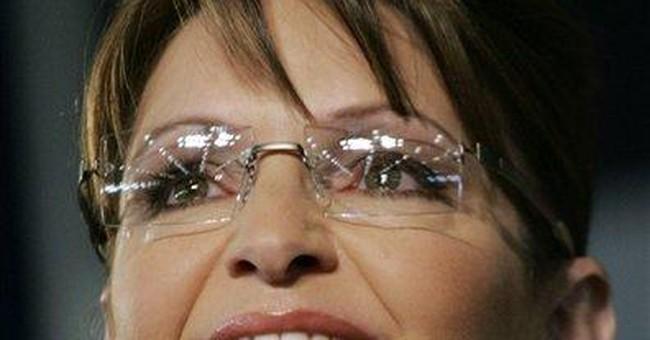 Palin's First Test
