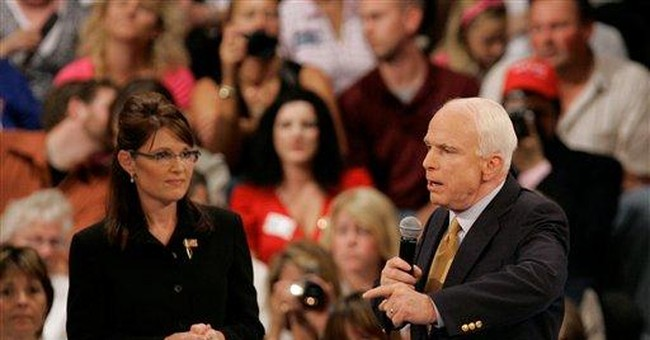 McCain Goes on Offensive on the Issue of Economy