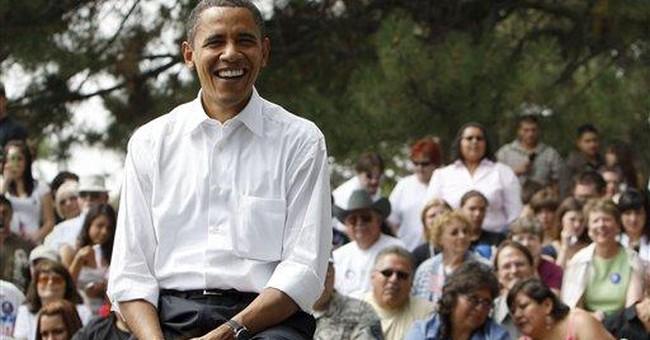 Obama: Lucifer Is My Homeboy