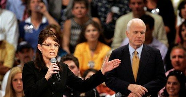 Charles Gibson's Palin Double Standard