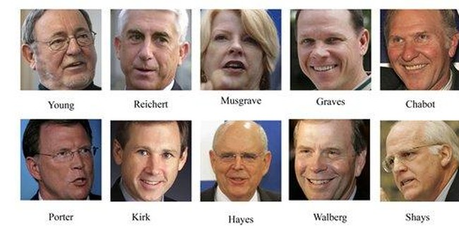 GOP Running Up the Score In Big Ten Country