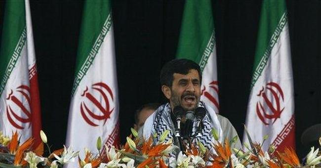 The Ahmadinejad Disgrace