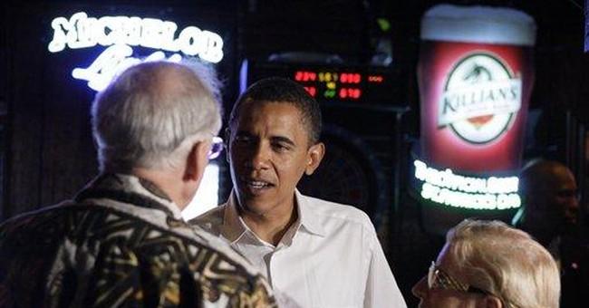 Obama Tries To Flush Rush