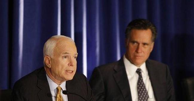 McCain Should Say No to Bush and Senate Democrats on Wall Street Bailout