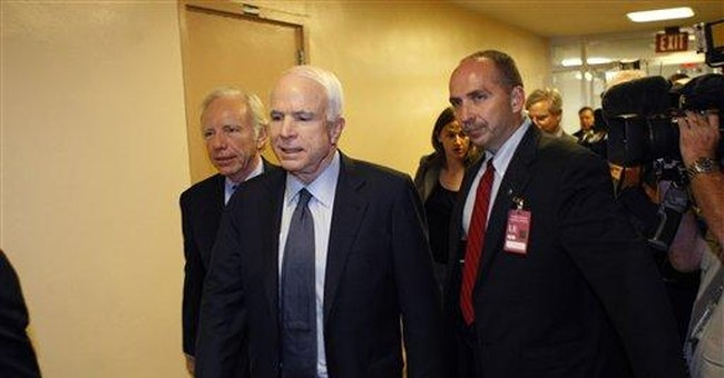 Track Record Shows McCain is Most Fit to Lead