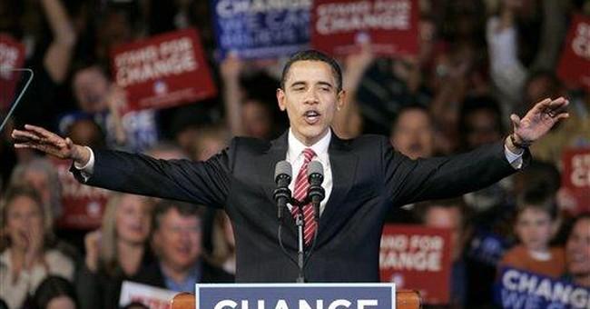 Barack Obama's New Deal