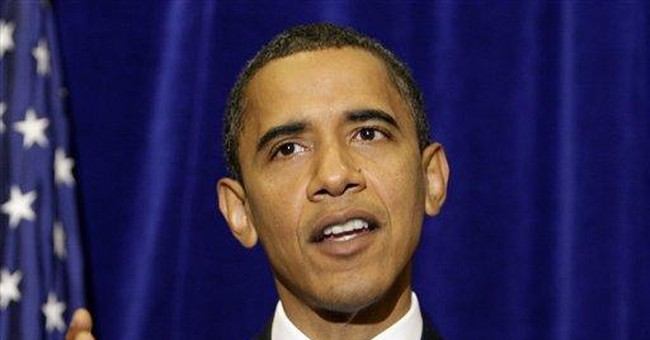 Barack Obama - the Face of Congressional Arrogance
