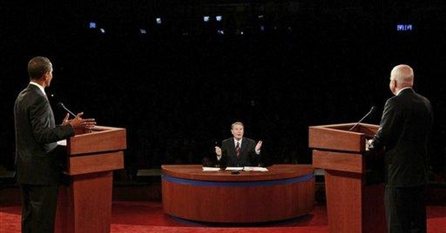 The First Debate