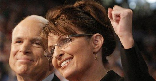 """Sarah Palin: """"I Know What Americans Are Going Through"""""""