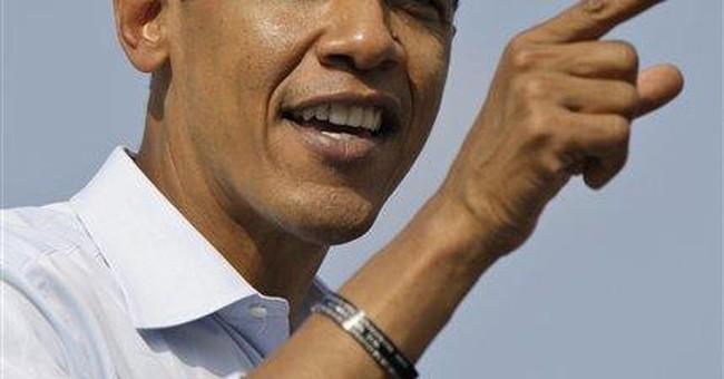 Obamamania hits a roadblock