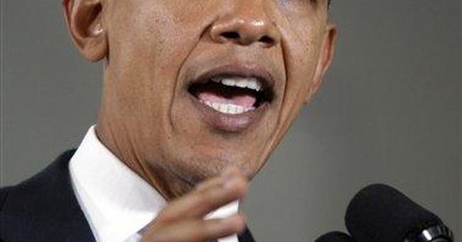 Obama, Not Bush, The Quasi-Fascist On Free Speech