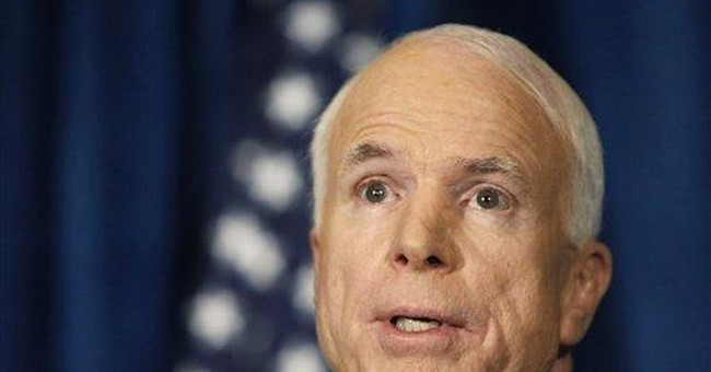 There Is Still Time, John McCain