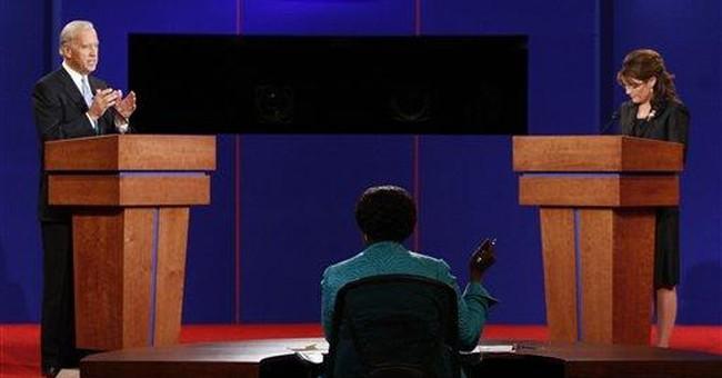 The Veeps' Debate: Palin Won