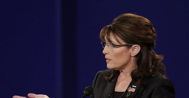 Don't Underestimate Palin