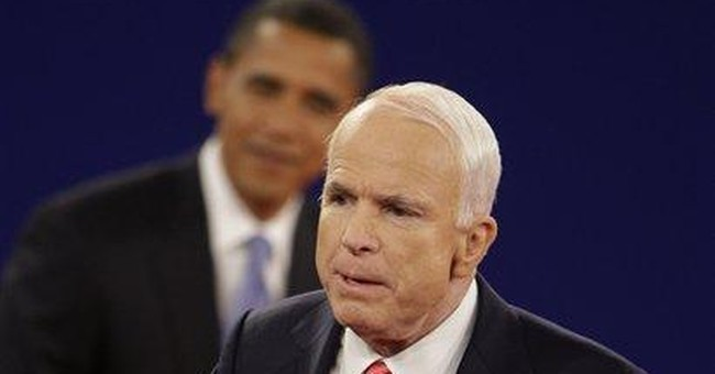 McCain Housing Plan is Dodd-Frank Redux