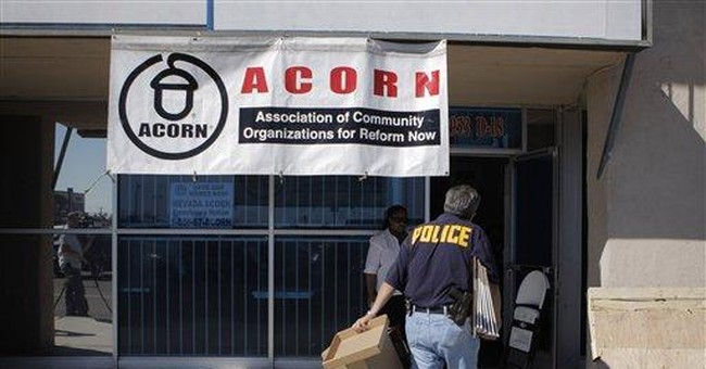 ACORN Exposed: Stealing Democracy