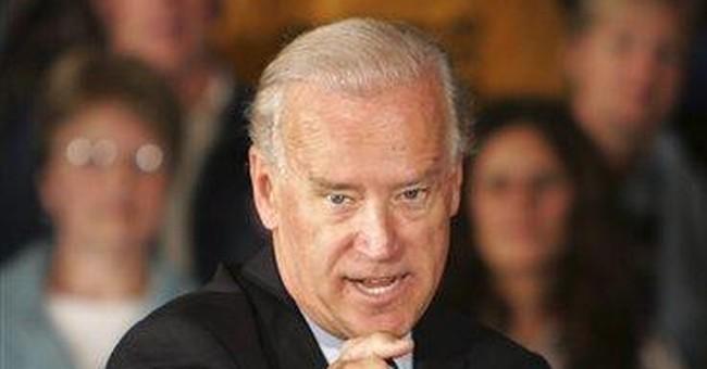 The Talented Mr. Biden