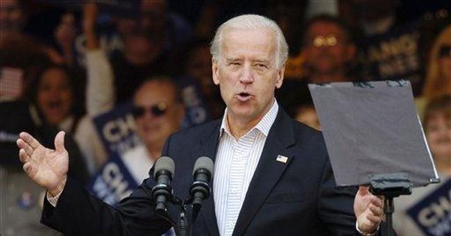The Increasingly Erratic, Super-Gaffetastic Joe Biden