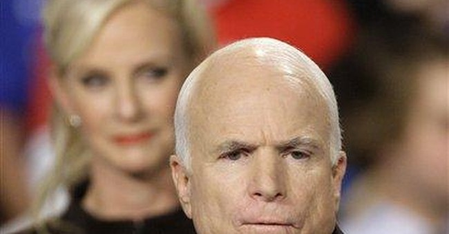 Why McCain Didn't Land His Punches