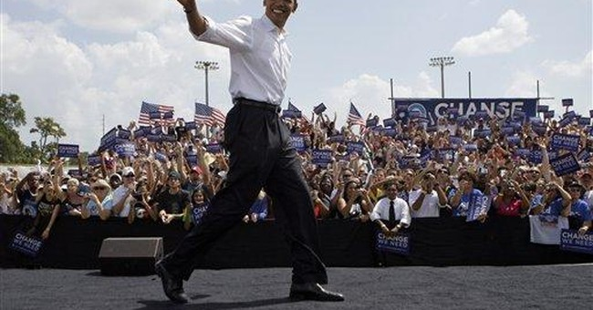 """""""Son of Frankenstein,"""" Starring Barack Obama"""