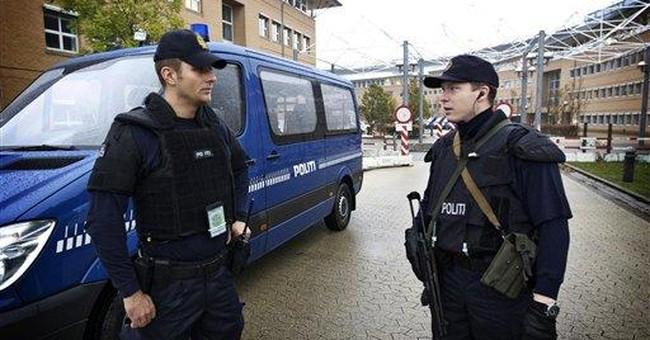 Boxer pleads innocent in Danish terror trial