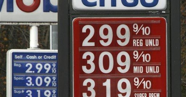 Gas Prices? I Laugh At Gas Prices!