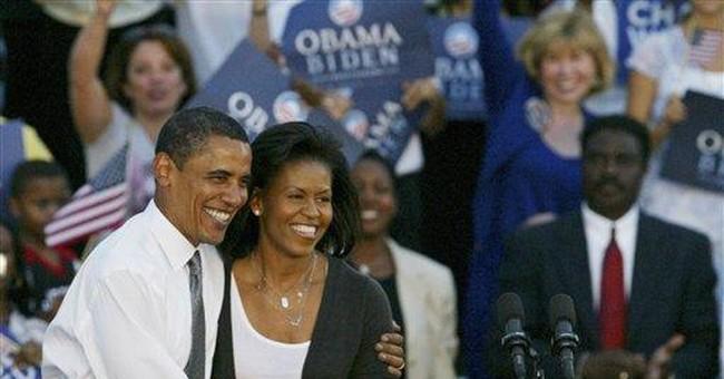 "Media Drink Obama's ""8 Years Old"" Kool-Aid"