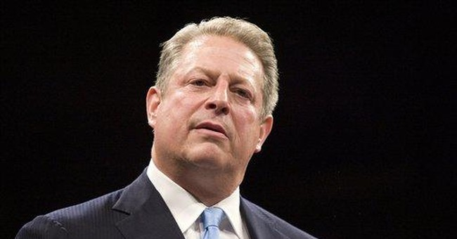 Al Gore for Secretary of State!