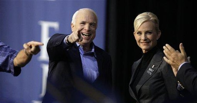 John McCain's Weekly Radio Address