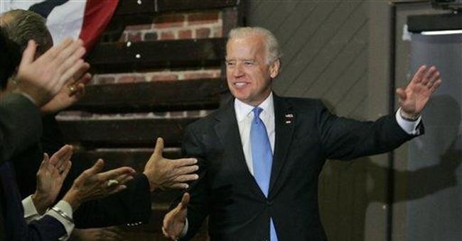 Joe Biden's History Lesson