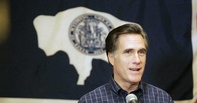 Romney Closes IA With an Eye on NH