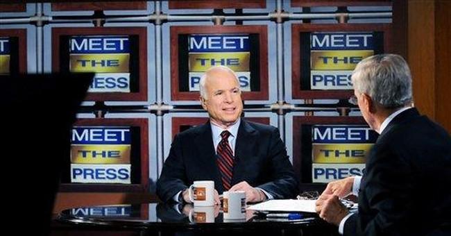 Why America's Best Option for President is John McCain
