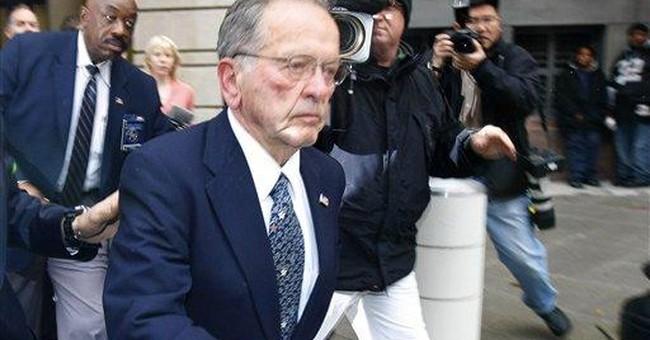 GOP Sens Squishy on Stevens Fate
