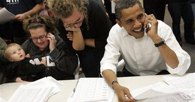 Obama's Redistribution of Wealth Vid