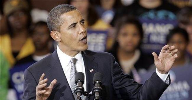 Obama's Media Landslide