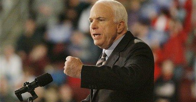 "Straight Talk: McCain, Obama, and the ""Change We Need"""