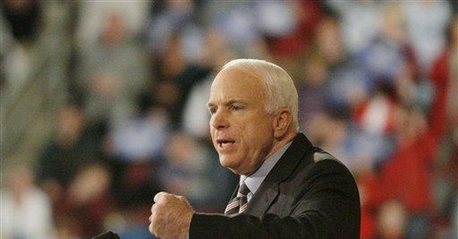 """Straight Talk: McCain, Obama, and the """"Change We Need"""""""