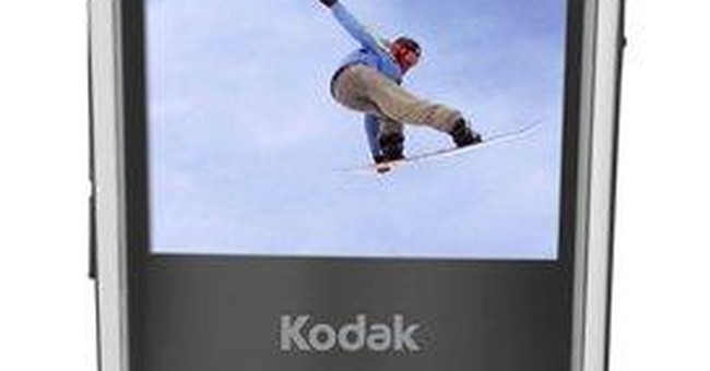 Kodak tries to quash bankruptcy fears; shares jump