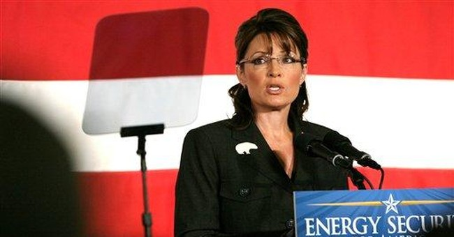 Beyond Wardrobe:  Sarah Palin Speaks for Special Needs Children